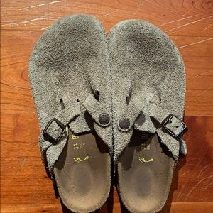 Super practical pair by Birkenstock.